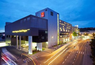 Lugar de celebración: Hotel Clarion Congress en Praga