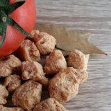 receta saludable soja texturizada