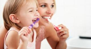 cuidar dientes de leche