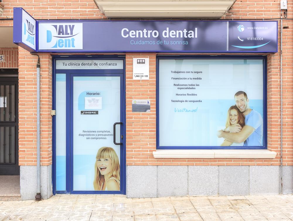 dentista en casarrubios y valmojado- clinica dalydent