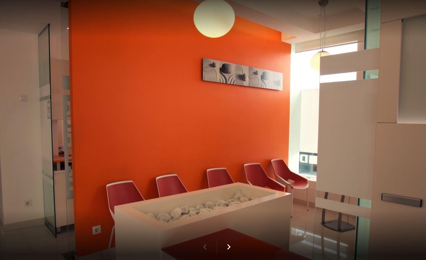 Dentalius sala de espera