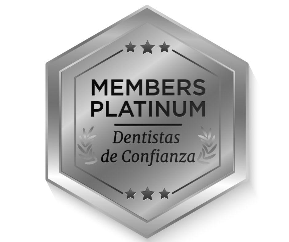 Miembros Platinum