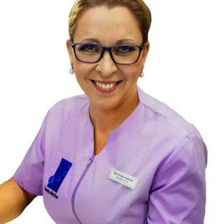 Dra. Elisa Andreo - Clínica Dental Fuentes Quintana - Garantía de Clínica - Dentista de Confianza en Guadalajara