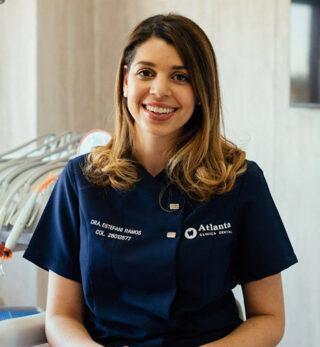 Estefani Ramos Clinica dental Atlanta Zoco las Rozas