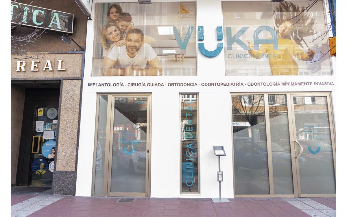 fachada Clinica vuka
