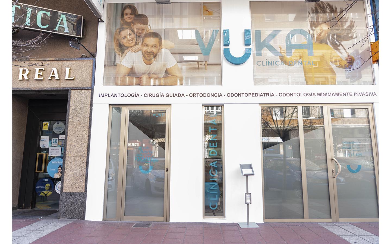 Dentistas en Valladolid - Clínica Vuka