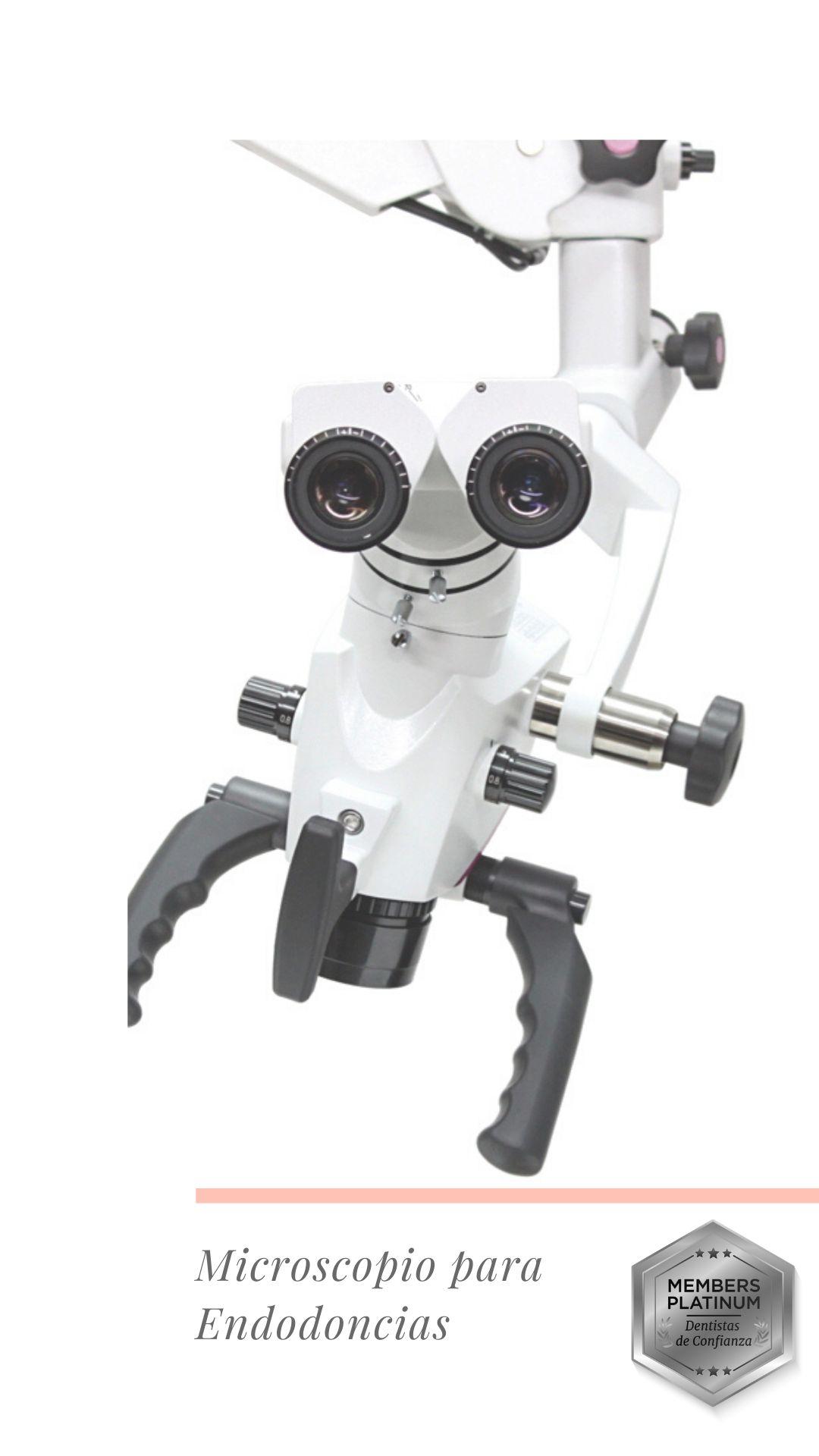 Microscopio para Endodoncias
