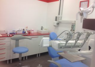 Instalaciones - Clínica Durident - Garantía de Clínica - Dentista de Confianza en San Sebastián de los Reyes