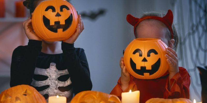 halloween salud dental
